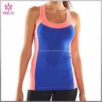 Fitness Colorful Tank Top Bulk Wholesale Women Gym Yoga Clothing