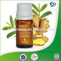 ginger oil essential oil manufacturer