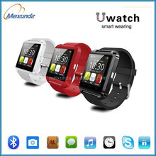 2015 new products Factory wholesale cheap smart watch u8