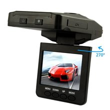 "2.5"" HD LCD Infra-Red Night Vision 120 Degrees Vehicle Recorder"