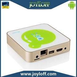 Private OEM mold S812 OTT TV box from China