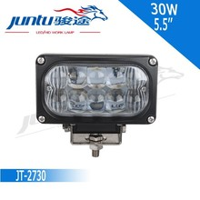 9-40v 4x4 Off Road 30w Super Bright Led Worklight For Atv Tractor Truck Ip67 Heavy Duty Truck Work Light Led Lamp