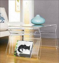 factory direct sale funny furniture acrylic table for retail