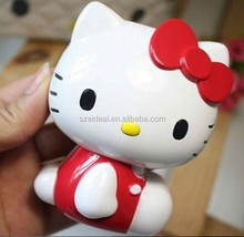Wholesale Hello Kitty fashion power bank for mobile phone
