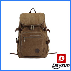 2015 fashion Canvas Backpack canvas backpack