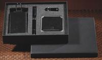 Alloy cup mat&4G USB&classical signature pen&key bag gift set ,promotion gift