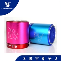 super bass box shape mini bluetooth cooler with speaker