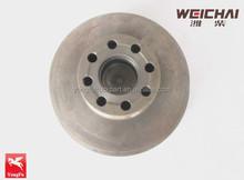 Weichai diesel Engine parts of Crank Pulley 612600020673