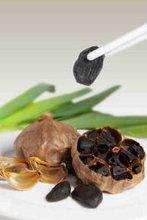 A new generation of health food, black garlic!6 bulbs of bags