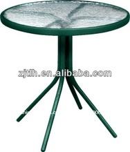 4- ronda de los pies de mesa de cristal