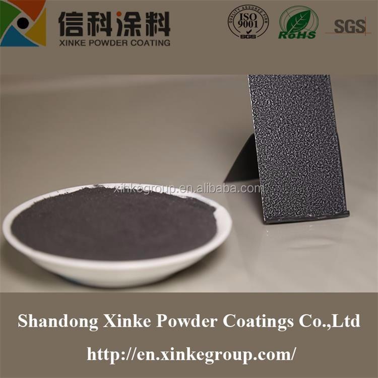 cracle powder coating