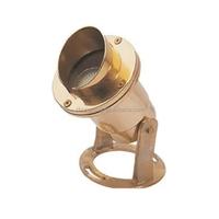 brass 12v led pool light bulb