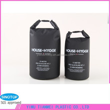 250D pvc tarpaulin ocean pack waterproof dry bag