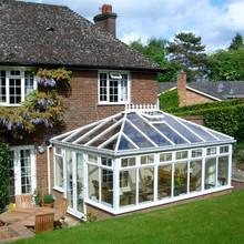 prefabricated modern sunrooms, sunshine room, glass house ornament