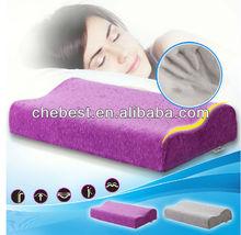 Most Popular Best Viscoelastic Cervical Memory Foam Pillow Quality Memory Foam Pillow Wholesale