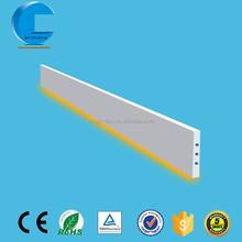 2016 fancy lighting profile aluminium led for wall