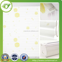 High Quality Shangri-La Roller Blinds with Aluminum rail