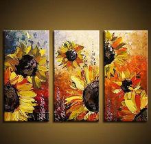 hermosa flor diseña la <span class=keywords><strong>pintura</strong></span> de tela