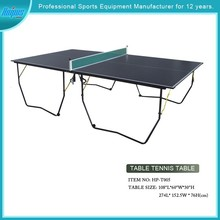 Model#HPT005Popular Movable Table Tennis Table For training