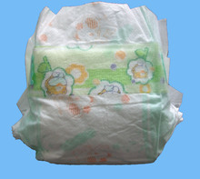 2015 hot sale A grade magic frontal tape disposable baby diaper factory diaper manufacturer OEM Service