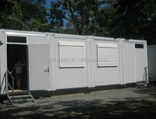 Shipping container modifications/ prefab beach house/ prefab house kits