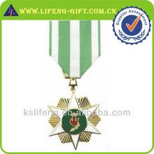 custom decorative metal medallions
