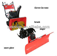 New update type snow blower with beautiful design