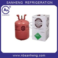 High Purity R410a Refrigerant Gas