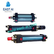 good quality double acting hydraulic cylinder used