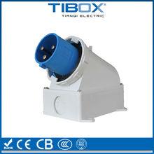 industrial plug/power plug CE/CB IP44 3P+N+E wall Industrial Socket electrical Plug&socket male and female Industrial plug