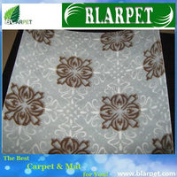 Best quality branded aubusson printed carpet