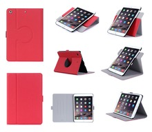 Popular 360 Degree Rotating Ultra Slim Tablet Cover case for iPad mini 4