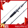China Weihai NOEBY NONSUCH Fresh Water Perch BASS Janpan Toray Carbon Fishing Rod with FUJI Guide Ring and EVA Handle for Sale
