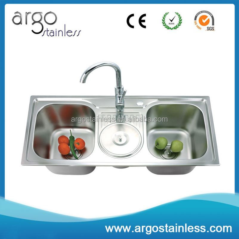 Top Quality Universal Stainless Steel Sinks Kitchen Sink