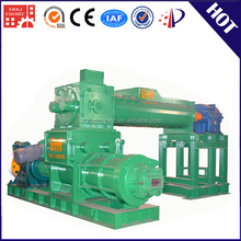 perfessional manufacturer automatic clay brick production line/concrete and cement brick machine for myanmar
