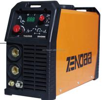 Zendaa inverter DC TIG/MMA dingital welding machine TIG200D , high performance and good price