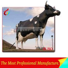 resin large statue of cow