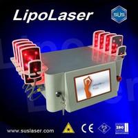 Quick slim! lipo laser lipolysis slimming machine LP-01/CE i lipo laser slim cavitation heater