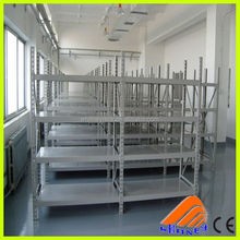 china supplier good quality vegetable can storage rack,archive shelving,storage rack angle iron rack