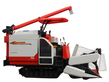 2m Cutting Width Rice And Wheat Harvester
