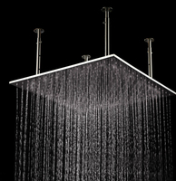 Overhead Top Rated Shower Heads