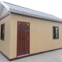 Earthquake Resistant Firm Prefab Connected Container House