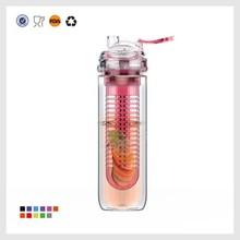 2015 Plastic Fruit Infuser Bottle