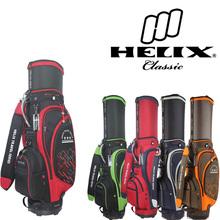 Helix golf trunk organizer with wheels /golf tour staff bag with wheels / golf caddy bag with wheels
