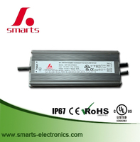 DC 70-110v Dimmable LED Driver 0-10V with high power 198w 1800ma