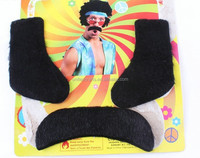 Hot Sale black Party Supplies Fake Mustache