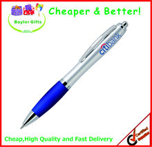 Low MOQ Cheap price plastic ballpen