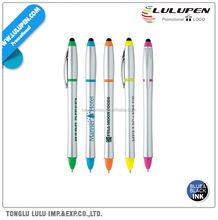 Stylus Highlighter Pen Combo (Lu-Q52145)