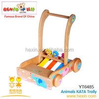 Wooden Carrier Kids Wholesale Kids Eeducational Toy Car