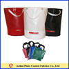 waterproof tarpaulin luggage bag for pvc truck cover mat side curtain bag inflatable shelter shade